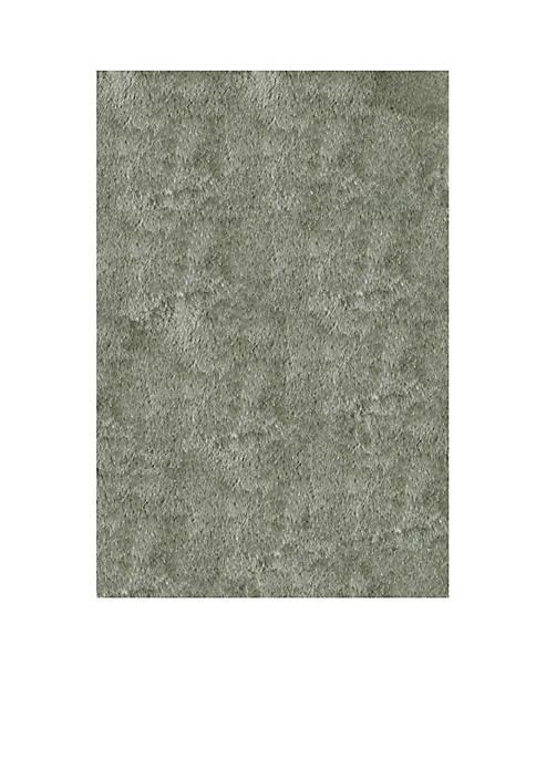Momeni Luster Shag Sage Area Rug 2 x