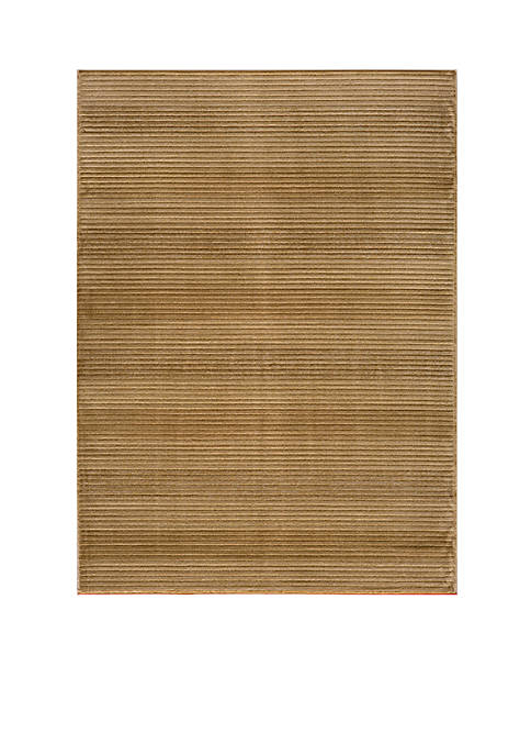 "Momeni Dream Bamboo Beige Area Rug 311"" x"