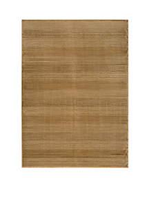 Dream Bamboo Beige Area Rug 3'11\