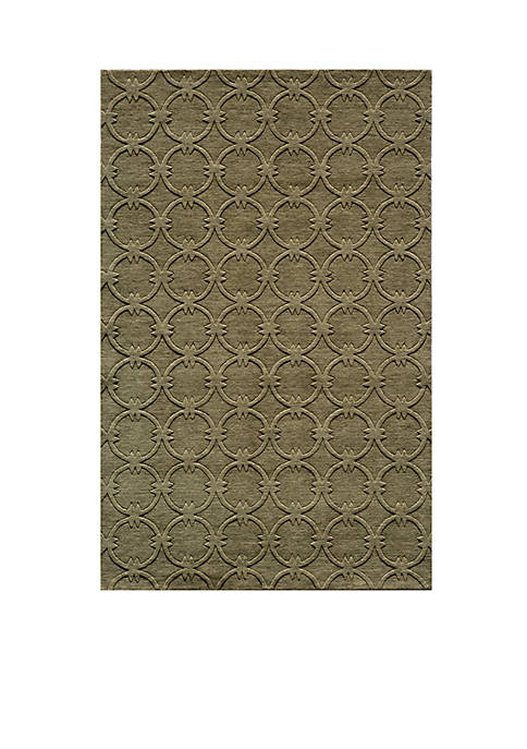 Momeni Gramercy Global Sage Area Rug 2 x