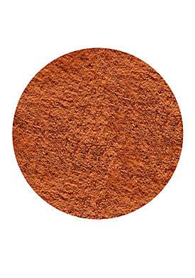 Luster Shag Solid Tangerine Area Rug 4 Round