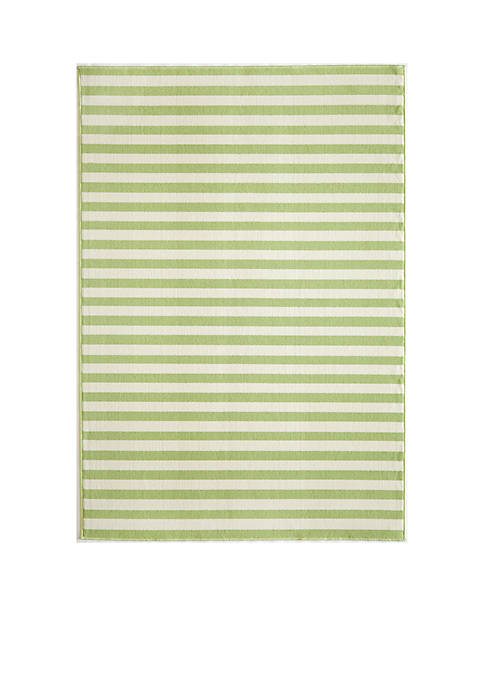 Momeni Baja BAJ-01 Green Area Rug, 2-ft. 3-in.