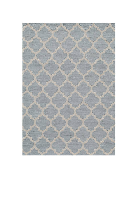 Momeni Geo Tiles Gray Area Rug 2 x