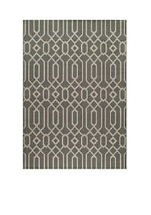 Baja Crown Gray Rug 7'10\