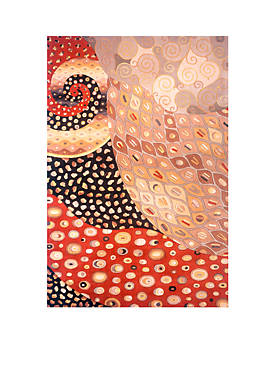 """New Wave Visions Multi Area Rug 26"""" x 12"""