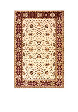 Persian Garden Acacia Ivory Area Rug 2 x 3