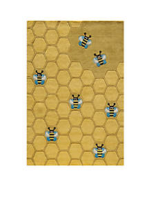 Momeni Lil Mo Honeycomb Area Rug