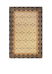 Momeni Persian Garden Woven Charcoal Rug