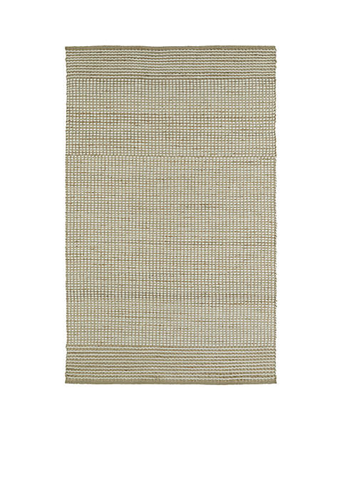 Kaleen Colinas Ivory Area Rug 2 x 3
