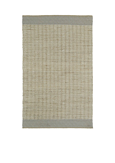 Kaleen Colinas Ivory Area Rug 2¿ x 5¿