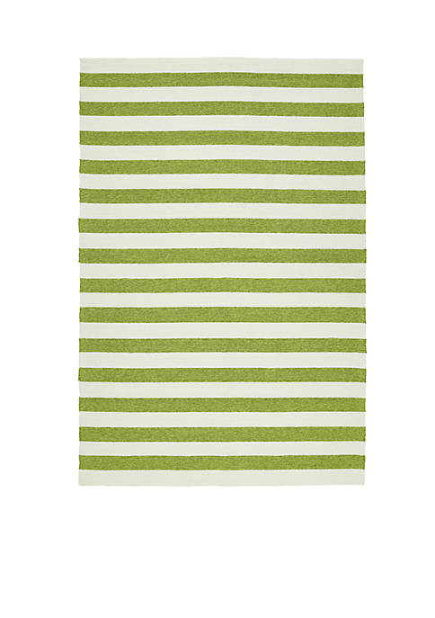 Kaleen Escape Green Area Rug 4 x 6