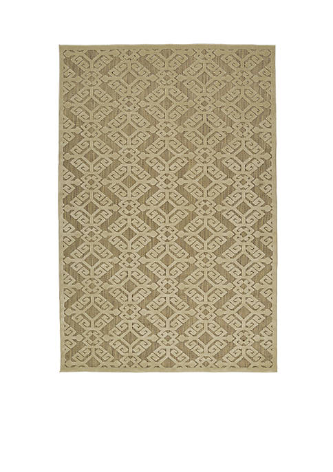 Kaleen A Breath of Fresh Air Khaki Rug