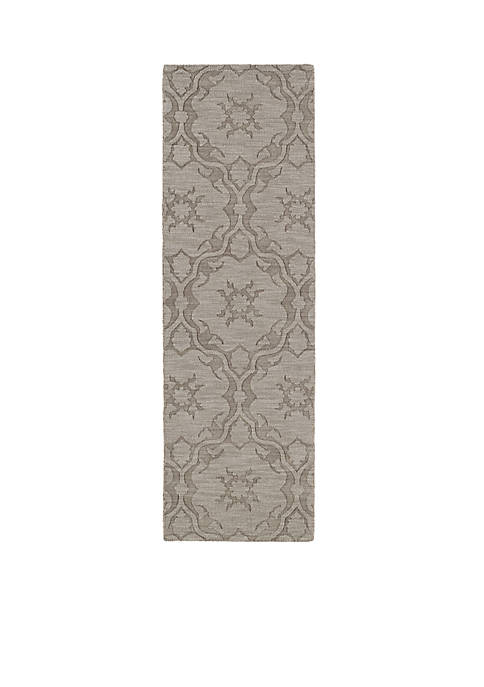 Kaleen Imprints Classic Light Brown Area Rug 8