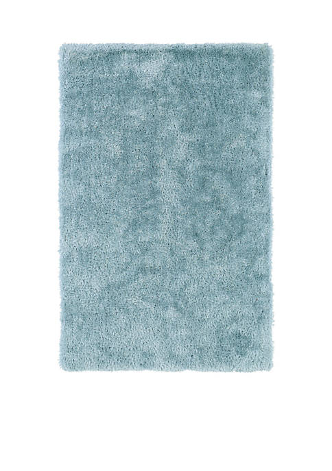 Kaleen Posh Light Blue Area Rug 3 x
