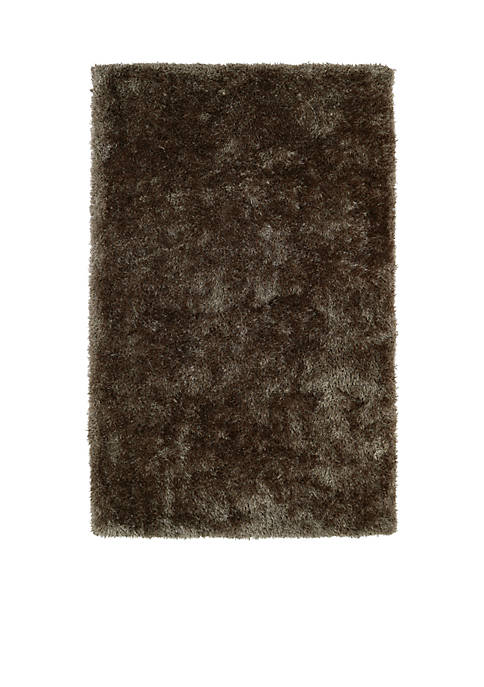 "Kaleen Posh Light Brown Area Rug 23"" x"