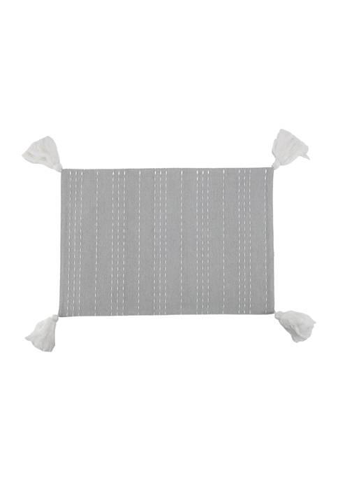 Arlee Home Fashions Inc.™ Natural Pintuck Placemat