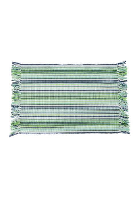 Arlee Home Fashions Inc.™ Krista Stripe Placemat