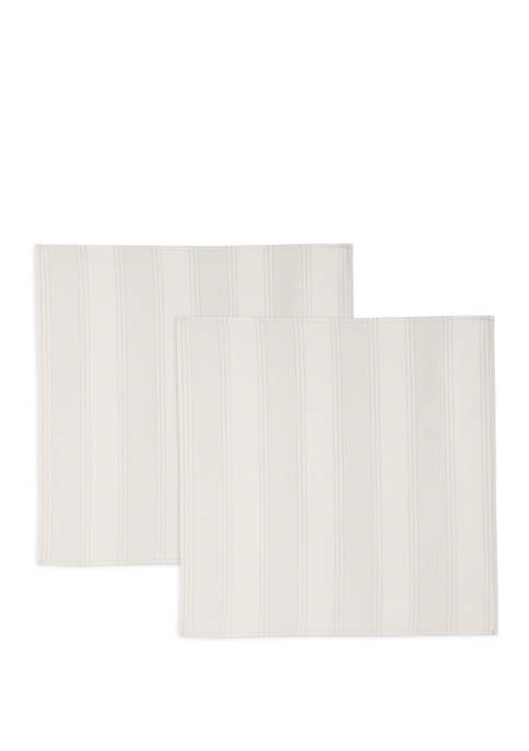 Arlee Home Fashions Inc.™ Set of 2 Napkins