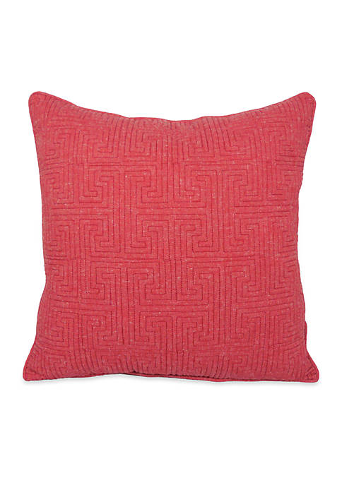Arlee Home Fashions Inc.™ Labrynth Decorative Pillow