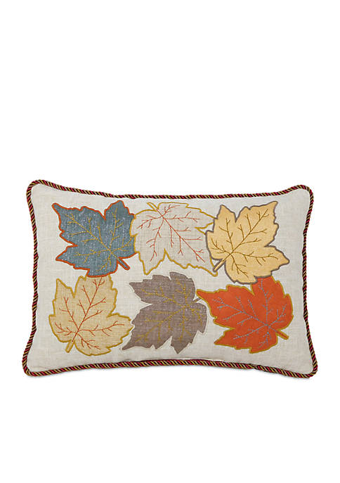 Arlee Home Fashions Inc.™ Happy Leaves Decorative Pillow
