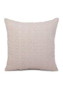 Arlee Home Fashions Inc.™ Diamond Wave Decorative Pillows - Set of 2