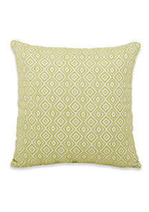 Diamond Wave Decorative Pillows - Set of 2