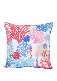 Arlee Home Fashions Inc.™ Under the Sea Throw Pillow
