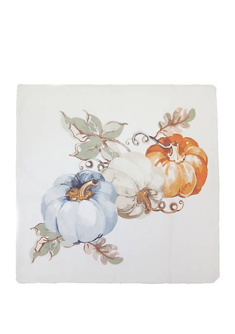 Arlee Home Fashions Inc.™ Watercolor Pumpkin Pillow