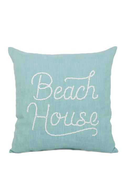 Arlee Home Fashions Inc.™ Beach House Throw Pillow