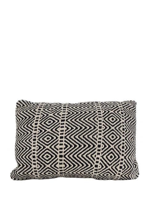 Arlee Home Fashions Inc.™ Diamond Stripe Decorative Pillow