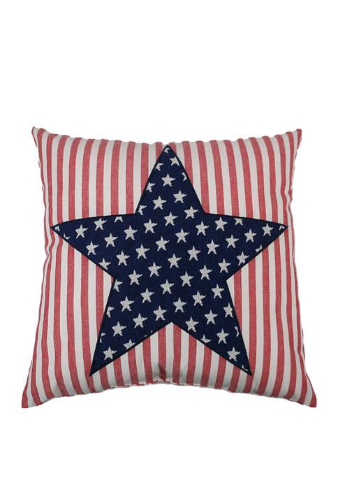 Arlee Home Fashions Inc.™ Stars and Ticking Stripe