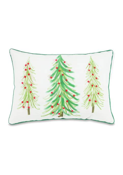 Arlee Home Fashions Inc.™ Tree Sketch Decorative Pillow