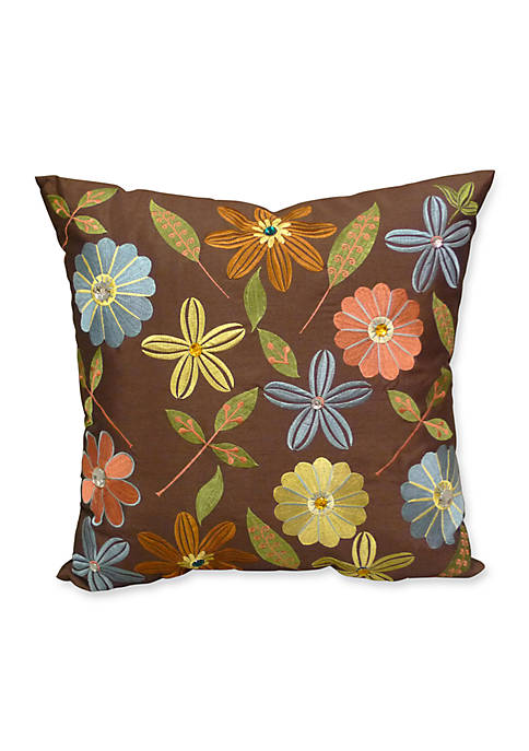 Arlee Home Fashions Inc.™ Milena Decorative Pillow 18-in.