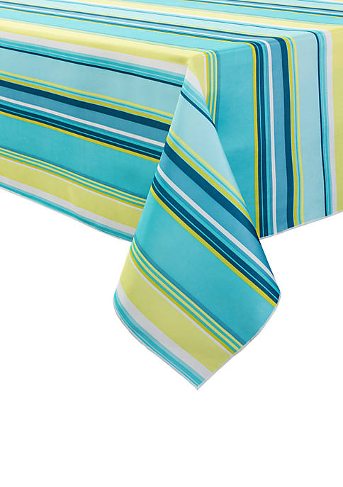 Arlee Home Fashions Inc.™ Hayden Stripe Tablecloth 60-in.