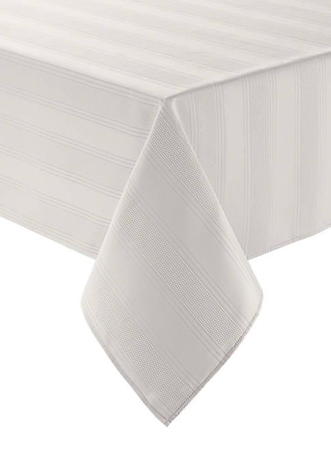 Arlee Home Fashions Inc Encore Microfiber Tablecloth 60