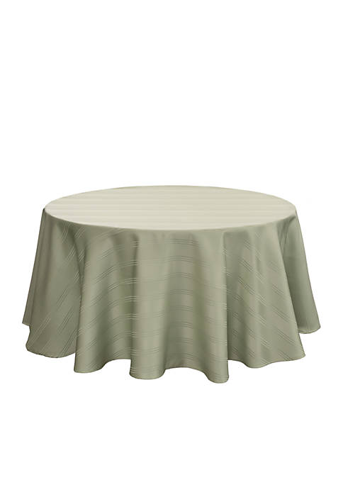 Arlee Home Fashions Inc.™ Encore Microfiber Tablecloth 70-in.