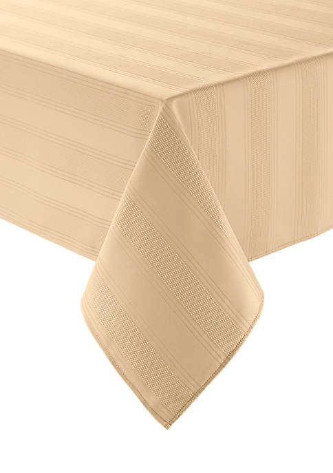 Arlee Home Fashions Inc.™ Encore Microfiber Tablecloth 60-in.