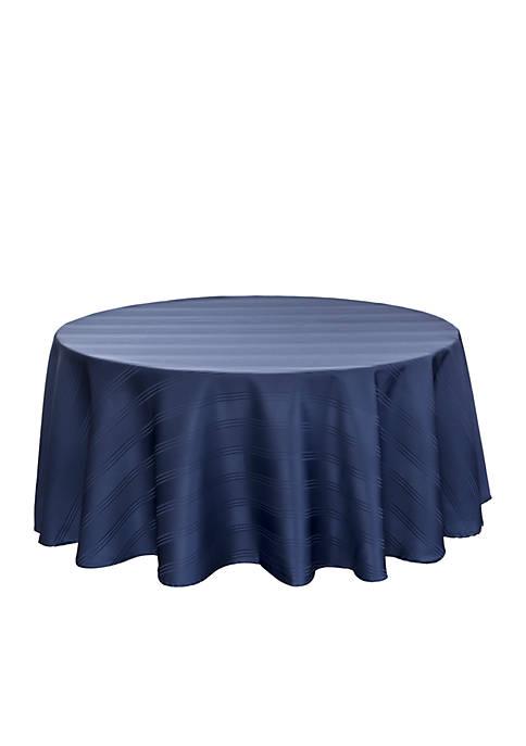 Encore Microfiber Tablecloth 70-in. Round