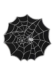 Shimmering Web Placemat