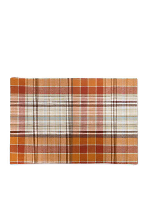 Arlee Home Fashions Inc.™ Hallmar Plaid Placemat
