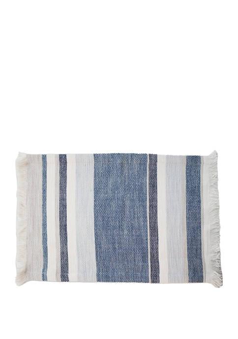 Arlee Home Fashions Inc.™ Bolero Stripe Placemat