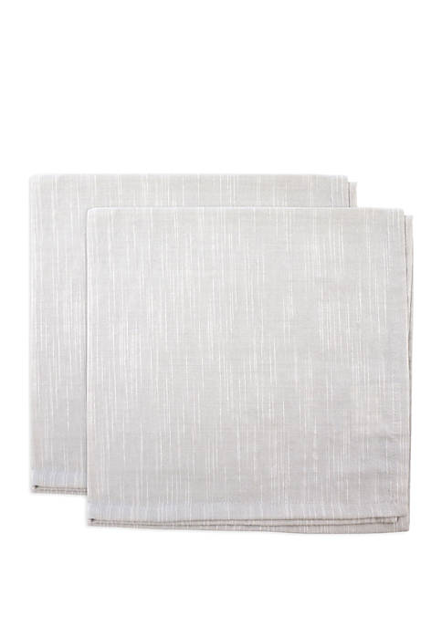Arlee Home Fashions Inc.™ Natural Gray 2 Pack