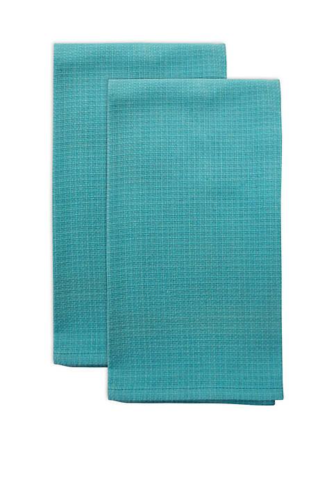 Arlee Home Fashions Inc.™ Palm Beach Blue Napkin