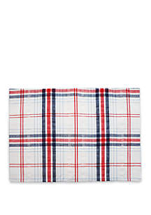 Arlee Home Fashions Inc.™ Seersucker Plaid Placemat