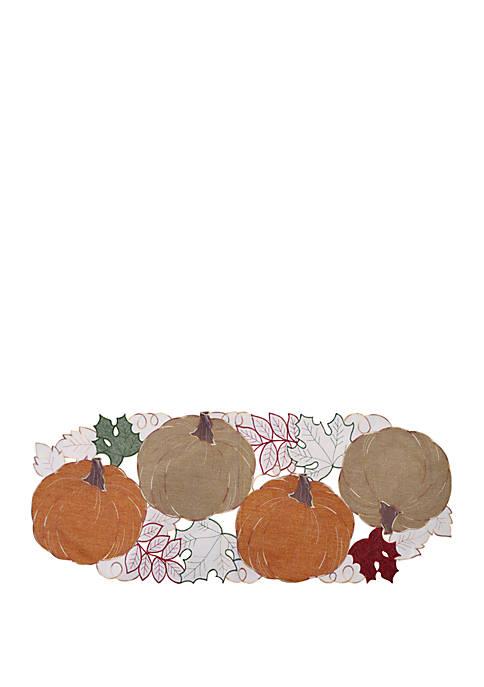 Arlee Home Fashions Inc.™ Pumpkin Patch Centerpiece