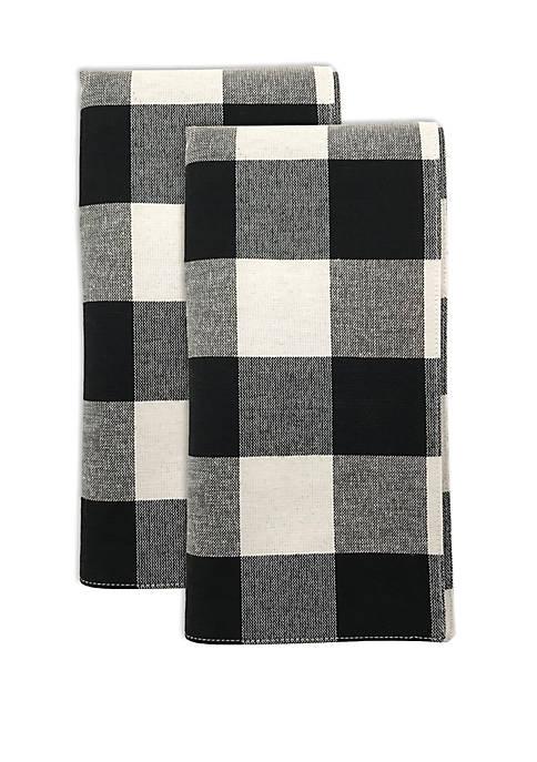 Arlee Home Fashions Inc.™ Picnic Check Napkin Set