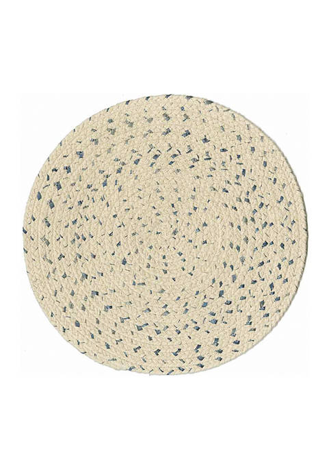 Arlee Home Fashions Inc.™ Maple and Indigo Placemats