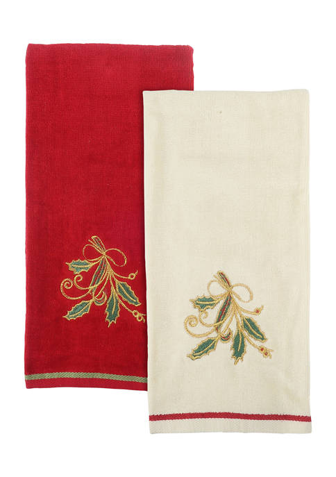 Arlee Home Fashions Inc.™ Holiday Kitchen Towels