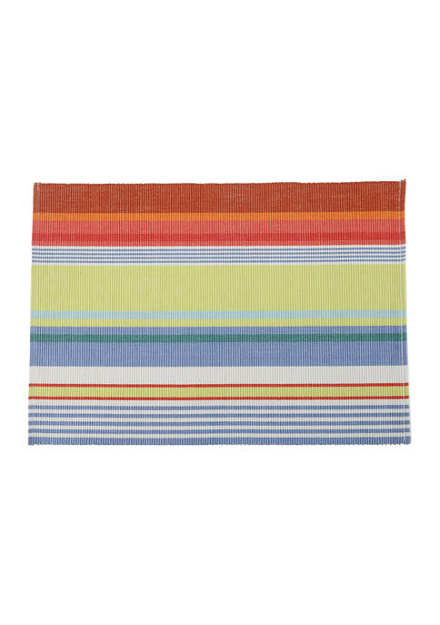 Arlee Home Fashions Inc.™ Bright Stripe Placemat