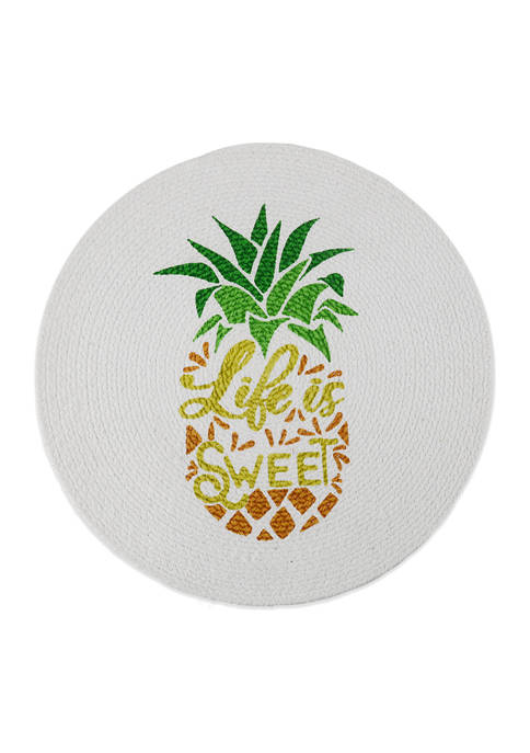 Arlee Home Fashions Inc.™ Life is Sweet Placemat